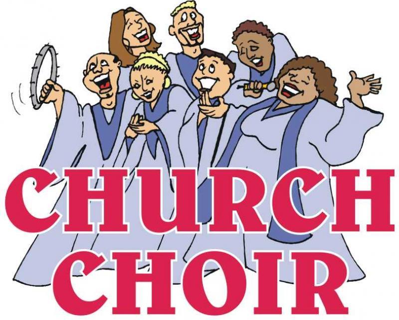 Parish Site choir page